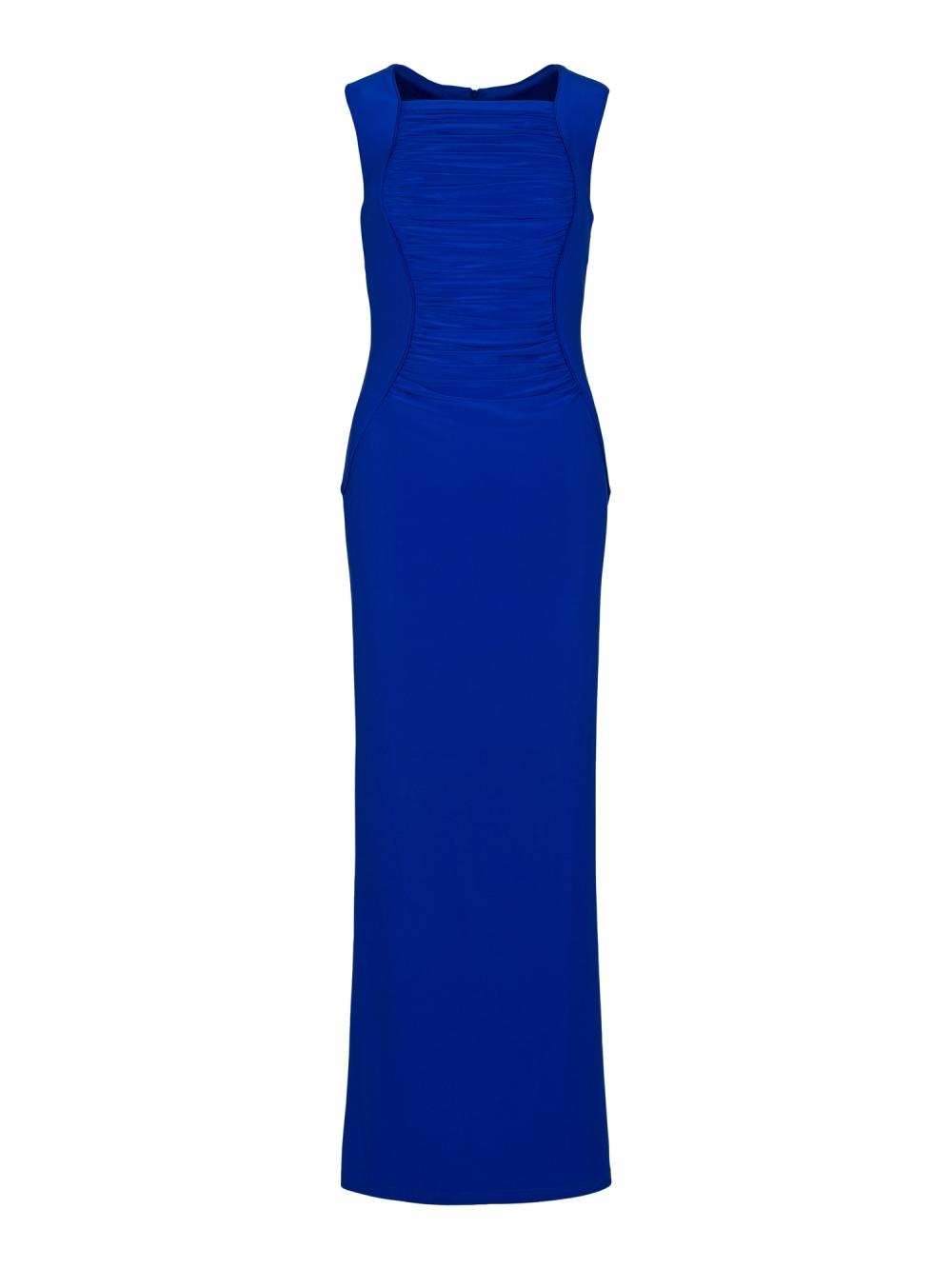 56c10956a4ff Långklänning från Joseph Ribkoff - handla i butik eller online hos Mod