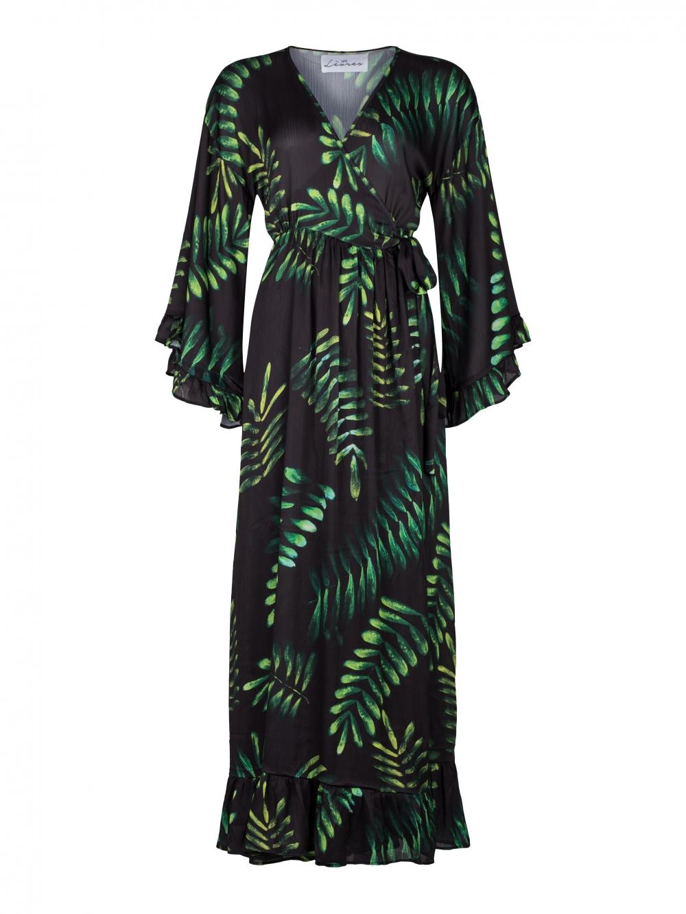 Maxiklänning Juni från Les Levres - handla i butik eller online hos Mo 0e310a508a51a