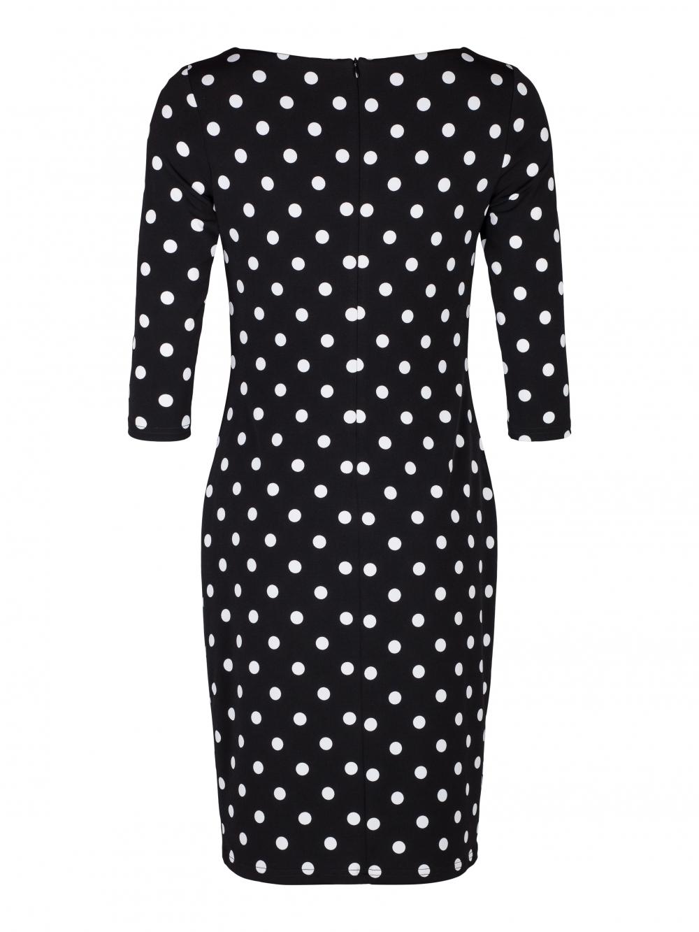 Klänning från Joseph Ribkoff - handla i butik eller online hos Modevil 6db302daf9df2