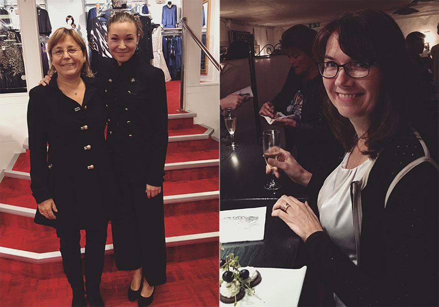 Modevillan DAGENS OUTFIT | Sofie bär en tunika från